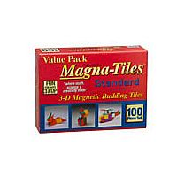 Magnatiles 100pc Solid