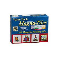 Magnatiles 100pc Clear