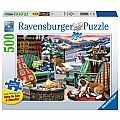Apres All Day 500pc Large Format Puzzle