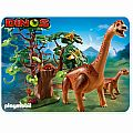5231 Brachiosaurus with Baby