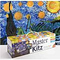 Master Kitz Kidzaw The Starry Night