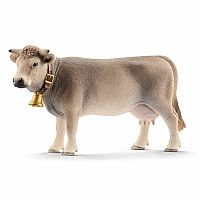 Schleich Brown Cow