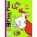Piou Piou Djeco Card Game