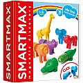 First Safari Animals Magnetic Discovery Building Set