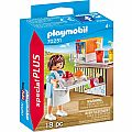 Playmobil Street Vendor