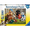Let's Play Ball Puzzle 200 pcs