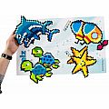 Jixelz 1500 pc Set - Under the Sea