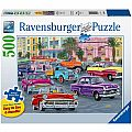 Cruis'n Puzzle 500 pcs Large Format