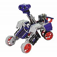 Robotics: Smart Machines Rovers and Vehicles