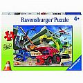Construction Trucks 60pc Puzzle