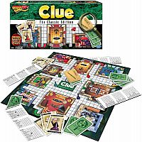 Clue: Classic Edition