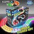 LED Twister Track Police Car Set