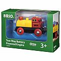 Brio Two Way Batter Powered Engine