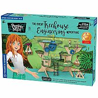 Pepper Mint in The Great Treehouse Engineering Adventure Science Experiment Kit