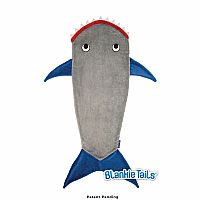 Blankie Tails Shark Tail Blanket