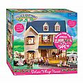 Calico Critters Deluxe Village House Gift Set
