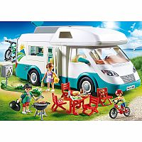 Playmobil Bundle: Summer & RV Camper