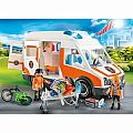 Playmobil Bundle: Rescue Vehicles