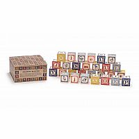 Uncle Goose French ABC Blocks