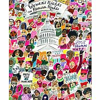 Women's March 500 Piece Round Puzzle