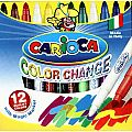 Carioca 12ct Color Changing Markers
