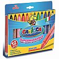 Carioca 12ct Super Washable Markers