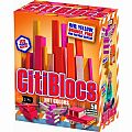 50 Citiblocs - Hot Colors