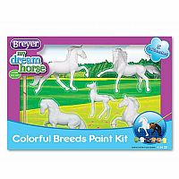 Colorful Breeds Paint Kit