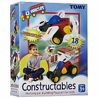 Constructables Motorized Vehicles