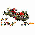 Chima Cragger's Command Ship