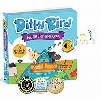 Ditty Bird Interactive Musical Books
