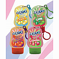 Candy Scented Hand Sanitzer Clips