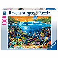Ravensburger 1000pc Fish Puzzle