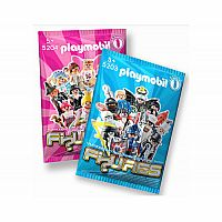 Playmobil Figure Foil Pack