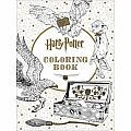 Official Harry Potter Coloring Book