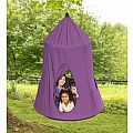 Purple HangOut Hanging Chair