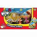 Jurassic Jimmy Wow Toys