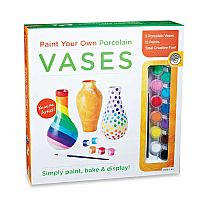 Paint Your Own Vases