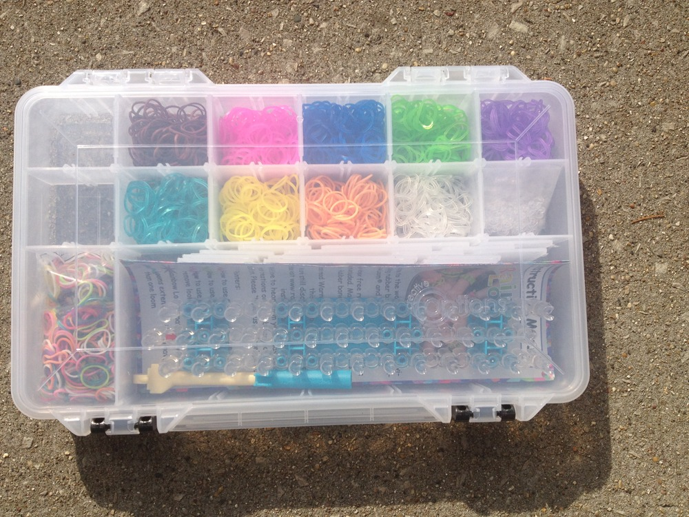 rainbow loom kit instructions