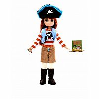 Pirate Queen Lottie Doll