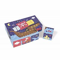 Kubkid Pirates Blocks Puzzle