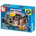 4168 Police Playmobil Advent Calendar