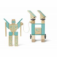 Tegu Magnetron Magnetic Wooden Block Set