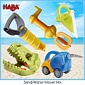 SAND/WATER MOVER MIX (ages 2+)