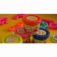 Scented Modeling Dough 4pack