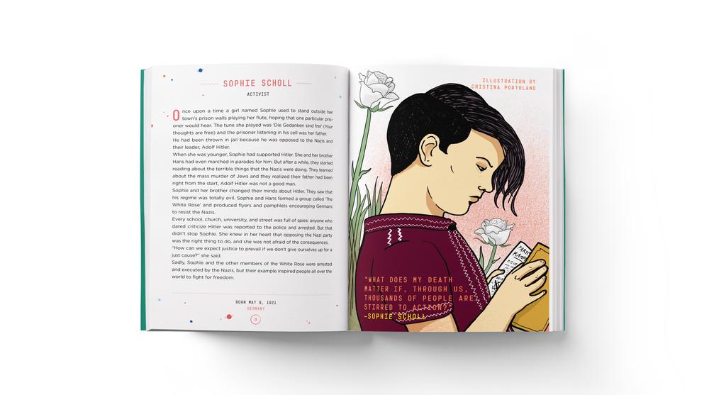 Good Night Stories for Rebel Girls 2 - Building Blocks