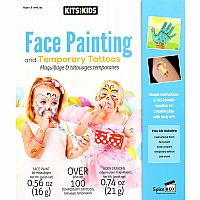 Spicebox Face Painting Kit