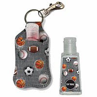 Sport City Clip-on Sanitizer Carrier