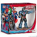 Justice League Superman vs Darkseid Scenery Pack
