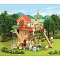 Adventure Tree House Gift Set Collectible